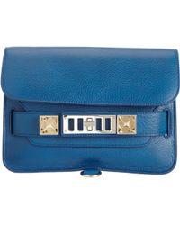 Proenza Schouler Ps11 Mini Classic Leather - Lyst