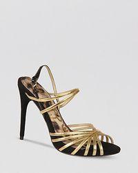 Sam Edelman Evening Sandals Harlette High Heel - Lyst
