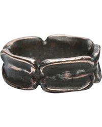 Tamara Akcay - Oxidized Ring - Lyst