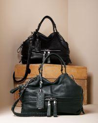 orYANY - Holly Satchel Bag Green - Lyst