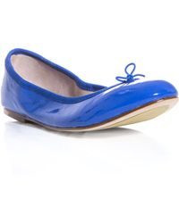 Bloch - Patent Leather Flats - Lyst