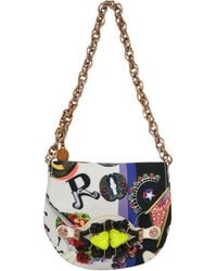 Versace Rock and Roll Canvas Bag - Lyst