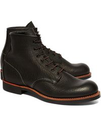 Brooks Brothers Red Wing For Black Bison Plain Toes - Lyst