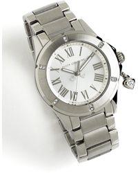 Juicy Couture - Rich Girl Bracelet Watch - Lyst