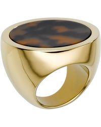 Michael Kors - Slice Ring - Lyst