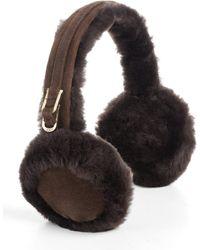 UGG - Teach Classic Earmuffs - Lyst