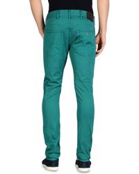Armani Jeans - 5 Pocket Slim Fit Jeans - Lyst