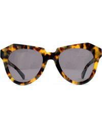 Karen Walker Number One Sunglasses - Lyst