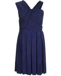 AllSaints Darcy Dress - Lyst
