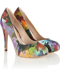 Coast Scarlett Shoe - Multicolour