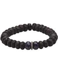 Ocnarf Sairutsa | Diamond and Sapphire Bracelet | Lyst