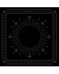Givenchy Stars Print Scarf Black black - Lyst