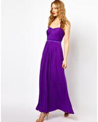 Coast Polina Jersey Dress - Lyst