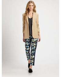 Elizabeth And James Heather Blazer - Lyst
