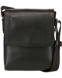 Ferragamo Los Angeles Shoulder Bag black - Lyst