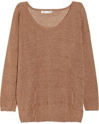 Kain Raine Linenblend Sweater - Lyst