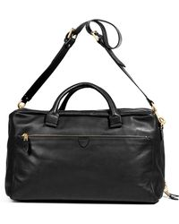 Marc Jacobs Leather Travel Bag