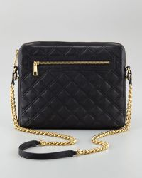 Marc Jacobs - Quilted Lambskin Ipad Case - Lyst