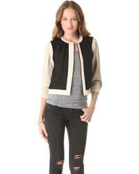 Pjk Patterson J. Kincaid - Jacket Ava Leather - Lyst