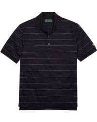Brooks Brothers St Andrews Links Striped Polo - Lyst