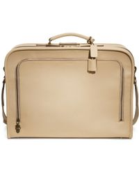 COACH | Legacy Leather Archive Suitcase | Lyst