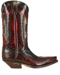 Sendra - 40mm Leather Cowboy Boots - Lyst
