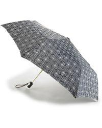 Tory Burch 3t Tory Umbrella - Gray