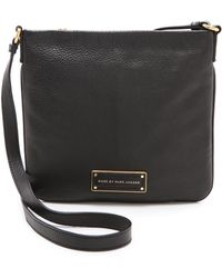 Marc By Marc Jacobs Too Hot To Handle Sia Bag - Black black - Lyst