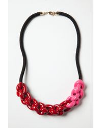 Orly Genger By Jaclyn Mayer - Dipped Rope Necklace - Lyst