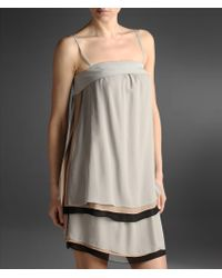 Emporio Armani Sleeveless Top - Lyst