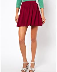 Vivienne Westwood Anglomania - Petite Skater Skirt - Lyst