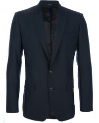 Dolce & Gabbana 'Martini' Two-Piece Suit - Lyst