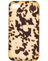 J.Crew Tortoise Case For Iphone 4 - Lyst