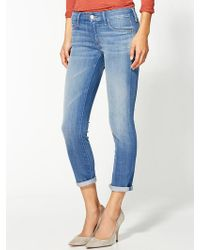Mother The Cropped Looker - Lyst