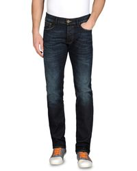 Armani Jeans - Extra Slim Fit Jeans Dark Wash - Lyst