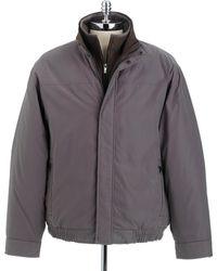 Weatherproof Funnel Neck Zipfront Jacket - Lyst