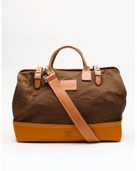 Apolis - Heritage Leather Apolis Mason Bag - Lyst