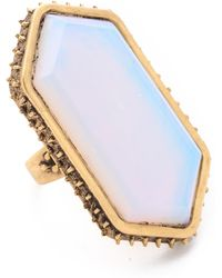 A Peace Treaty - Adiri Opaline Ring - Lyst