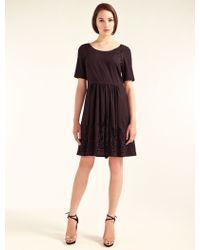 Alice By Temperley Mini Diaghilev Dress - Lyst
