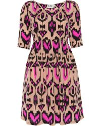 Alice By Temperley - Sovereign Silk Dress - Lyst