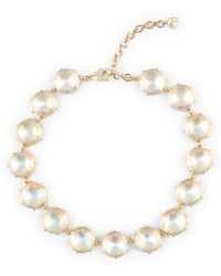 C. Wonder Bling Choker Necklace - Lyst