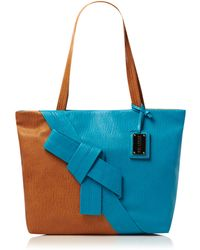 Kenneth Cole Reaction - Minetta Street Bow Tote Bag - Lyst