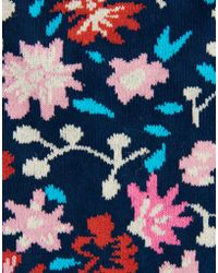 Paul by Paul Smith - Floral Socks - Lyst