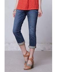 Pilcro - Stet Slim Crops Jeans - Lyst