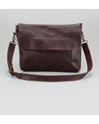Bed Stu - London Leather Messenger Bag - Lyst
