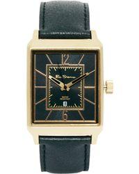 Ben Sherman Quartz Leather Strap Watch R945 - Lyst