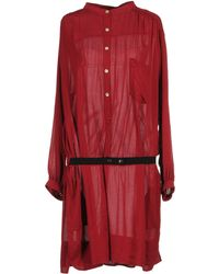 Etoile Isabel Marant Short Dresses - Lyst