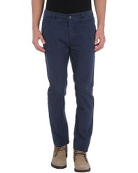 Canterbury - Casual Trousers - Lyst