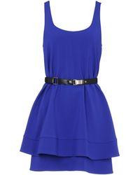 Proenza Schouler Short Dresses - Lyst
