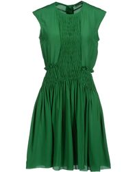 See By Chloé Short Dresses - Lyst